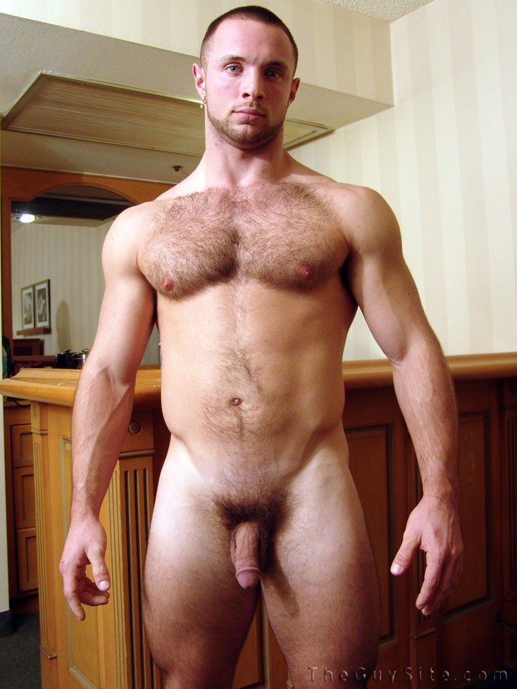 hairy chest web site